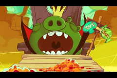Angry Birds mùa Halloween ra lò! [VIDEO]