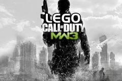 Call of duty warfare 3 bằng LEGO