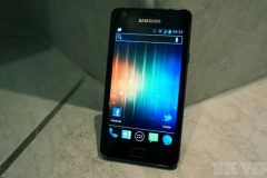 Samsung thất hẹn Android 4.0 cho Galaxy S II